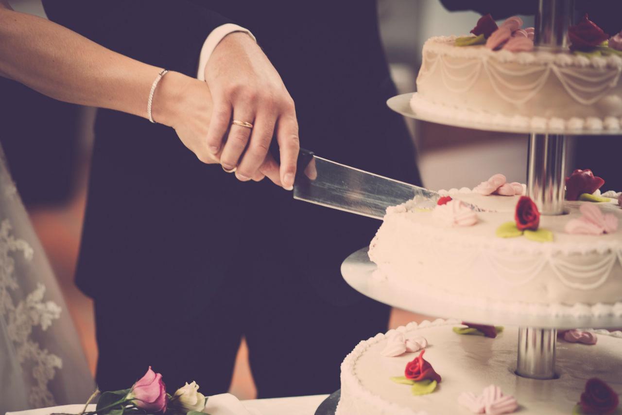 gateau mariage