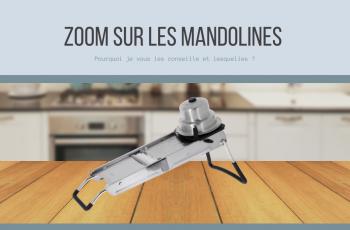mandoline de cuisine